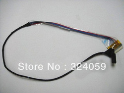 New Laptop LCD Flat Cable For MSI 2211 PR200 PR210 EX300 S200 K19-3020014--H58(China (Mainland))