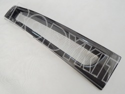 CARBON FIBER SCION 04-07 xB TOYOTA BB JDM SPORT FRONT MESH UPPER GRILLE(China (Mainland))