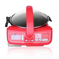 panda Automatic cooking pot d121 cooking robot tv shopping