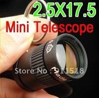 2.5X17.5 Mini Pocket Monocular Binoculars Telescope NEW