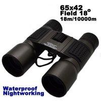 65X42 High Powered Zoom Pocket Golf Telescope Binocular Free shipping HS0615