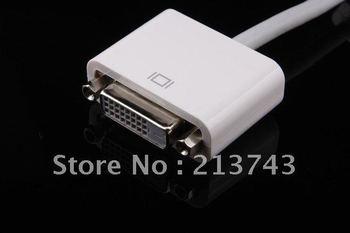 Mini DVI to DVI Monitor Adapter Video Cable for Mac