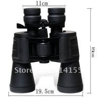 SAKURA Zoom Binocular Day And Night Vision Binocular Folding Telescope 10-70X70 Watching the game