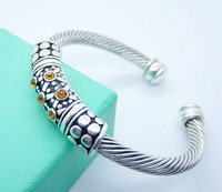 Promotion.Free Shipping 925 Sterling Silver Jewelry.Wholesale Beautiful Fashion Bracelet B089
