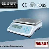 30kg 0.1g Digital Tabletop Platform Scale WT300001X