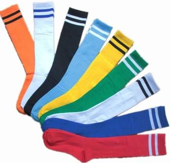 Professional child football socks child ball socks over-the-knee stockings breathable sports sock multicolor