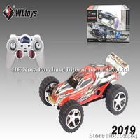 Wholesale X3 WL 2019 High speed Mini RC Truck 20-30km/hour Super car  Remote Control Car Radio Car (Color Sent Ramdomly)