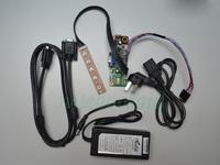 LCD Screen LVDS VGA Controller Board DIY Kit for LTN156AT05-001 H01 U01 U09 H09