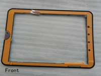 Tablet Front Screen Frame  for Toshiba AT100 Top Assemblies Digitizers