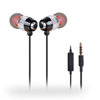 Personalized Uldum Hands-Free Stereo Earphones In Ear Mobile Phone Enhanced Bass In-ear Headphone Earbuds