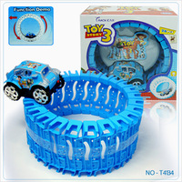 4x4 dump-car child toy car track gift