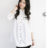 Free shipping 2013 new arrival fashion pregnant womens shirt casual lovely maternity wear shirts