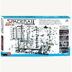 Wholesale Level 9 SPACERAIl SPACEWARP Educational DIY toys 1pc/lot Fast Delivery free shipping(China (Mainland))
