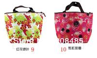 Free shipping 10 hot Design cooler bag,Nylon oxford Fabric Portable ice bag,thermal totes,picnic lunch handbag insulated
