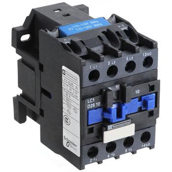 Telemecanique LC1-D2510-F7N Motor Contactor Starter Breaker 110V AC Contactor