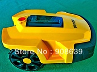 2014 Hot Sale High Quality Design Electric Smart Auto Lawn Mower With Auto Recharged+ Remote Controller +CE&ROHS