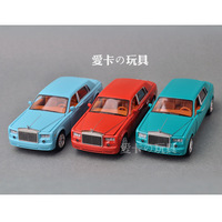 Car model alloy acoustooptical rolls-royce phantom ROLLS-ROYCE illusiveness open the door