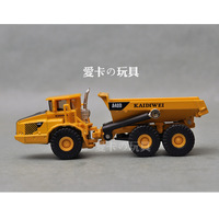Cars car model 7 wheel zhatu car dump-car engineering car