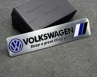 Keep a great thing going Rear Side Emblem Badge Motor Sticker For VW VOLKSWAGEN Free Shipping High Quality Wholesale