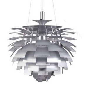 [EMS FREE]480mm Nordic modern pinecone droplight Louis Poulsen PH Artichoke Lamp nuts light(China (Mainland))