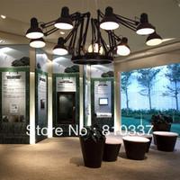 Modern 16 Lights Ceiling Light Chandelier Scaleable Spider Lamp Moooi ems free shipping