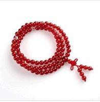 Natural red agate bracelet/bead bracelet/health of female money bracelet