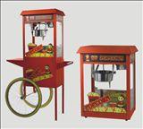 Red luxurious popcorn makers,Popcorn machine(China (Mainland))