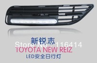 Hot SALES!!! FREE SHIPPING!!!LED daytime running lights for VW POLO