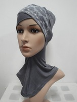 S349b LACE crossover full ninja underscarf,cover neck hats,$15 off per $150 order