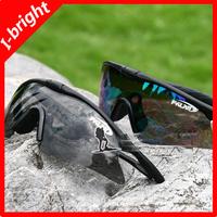 I-bright Outdoor riding skiing eyewear windproof sports sunglasses cycling goggle eyewear Free Shipping