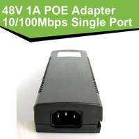 SH-N480100 Single Port Power Over Ethernet Adapter 48V 1A POE power PoE adapter