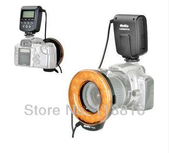 MeiKe FC-110 LED Marco Ring Flash for Nikon D5000 D90 D80 D800 D3000 D7000