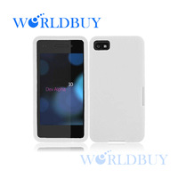 High Quality Soft Silicone Skin Case Cover for BlackBerry Z10 BB 10 Free Shipping UPS DHL FEDEX EMS HKPAM CPAM