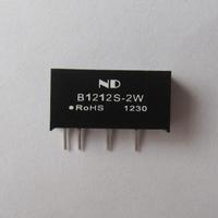 DC DC converter 12V to 12V 2W dc-dc module power modules Free shipping