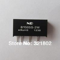 10pcs/lot DC DC step down converter B1505S-2W dc-dc converters Power supply module Free shipping