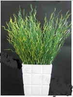 10pcs/lot Free shipping 2013 new design  artificial Bending willow grass, Plant simulation,house decoration
