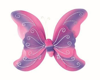 Free Shipping New butterfly wings Angel wing/Party accessories, 5pcs/lot wholesale drop shipping 12121