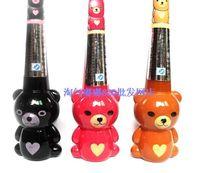wholesale Black liquid eye liner lovely bear black color eyeliner waterproof makeup cosmetic