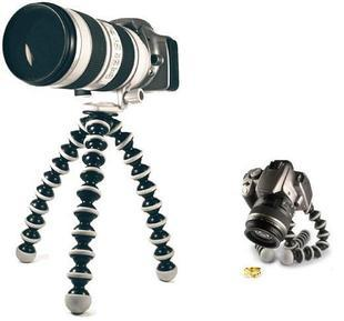 free shipping Octopus tripod multifunctional digital camera slr camera tripod Large
