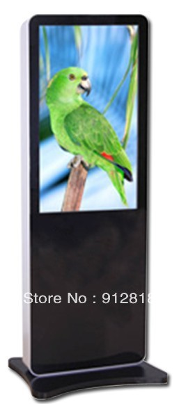 DHL FREE SHIPPING!! 42&quot; Kiosk display with Android system+IR touch screen single touch point / Digital signage kiosk / Brand New(China (Mainland))