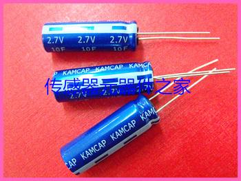 New and original  Super Capacitor 2.7V 30F free shipping Farad Capacitor ,Supercapacitor