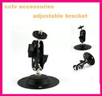 cctv bracket adjustable bracket easy installation/ stand/ holder cctv accessories +free shipping