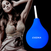 220ml sex toys enema clyster to clean anus &amp; vaginal for Anal sex free shipping via CPAM  free shipping