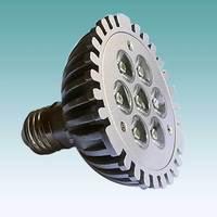 DHL  Free shipping hot sale 20pcs/lot AC85-265V par30 7w e27 led spotlight  630lm  led LAMP LED BULB 2 years warranty