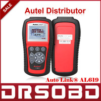 [AUTEL Distributor] AUTEL AutoLink AL619 ABS / SRS + OBDII CAN Diagnostic Tool Auto Link AL-619 Update Official Website