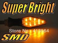 Turn Signal for Motorcycle bike light blinker Flasher LED