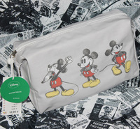 Cartoon waterproof ws cosmetic bag storage bag with original packaging,free shipping