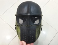 tactical hunting airsoft ful mask