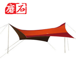 Pulpstone large size tentorial tent trinit car waterproof anti-uv sun shelter(China (Mainland))