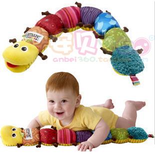 Colorful lamaze yakuchinone - response paper baby toy